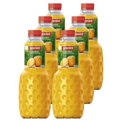 Orangensaft Granini 6 × 1 l