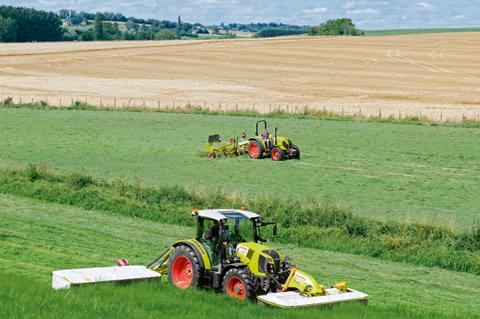 Für die Landwirtschaft
