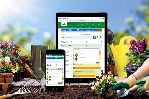 Online Gartenkalender