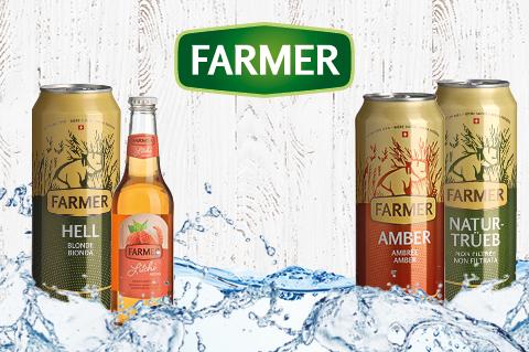 Zum Farmer Bier