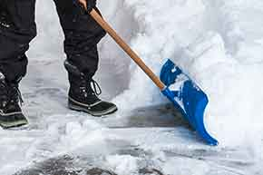 Schneeräumen leicht gemacht