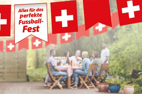 Perfektes Fussballfest