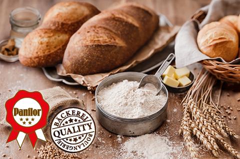 Panflor - Qualitäts-Mehl