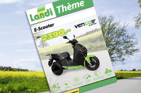 Flyer E-Scooter